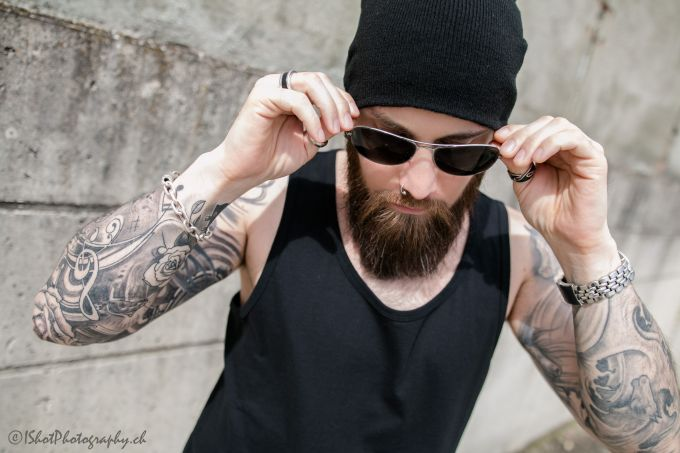 02 Beard and Tattoos
