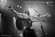 Frank Turner and The sleeping souls 01