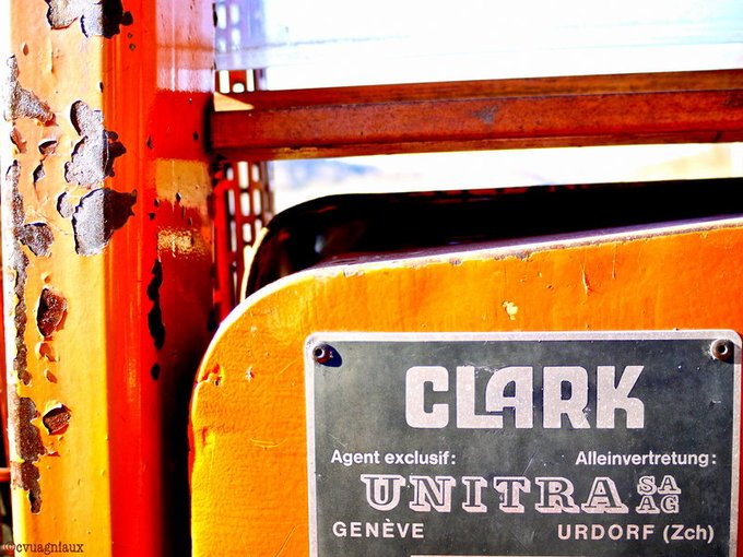 Clark & Surroundings
